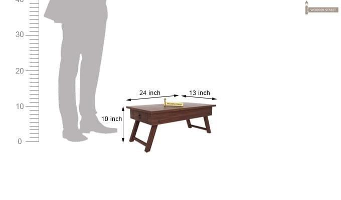 Zadran Study Table (Walnut Finish)-3