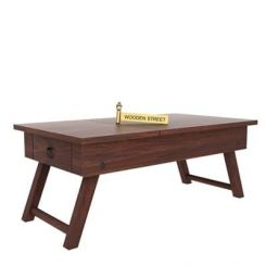 Zadran Study Table (Walnut Finish)