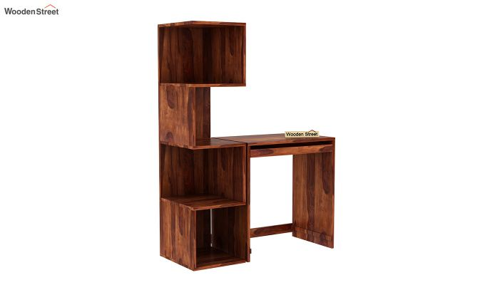 Zeneca Kids Study Table (Honey Finish)-2