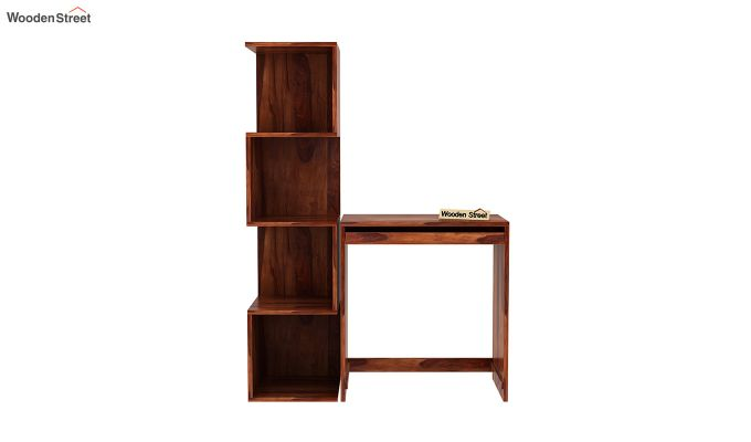 Zeneca Kids Study Table (Honey Finish)-3