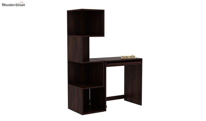 Zeneca Study Table (Walnut Finish)-2