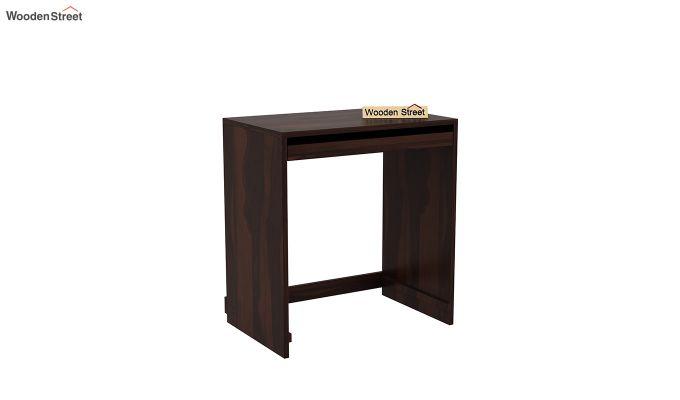 Zeneca Study Table (Walnut Finish)-6