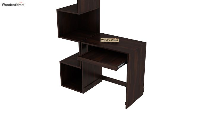Zeneca Kids Study Table (Walnut Finish)-7