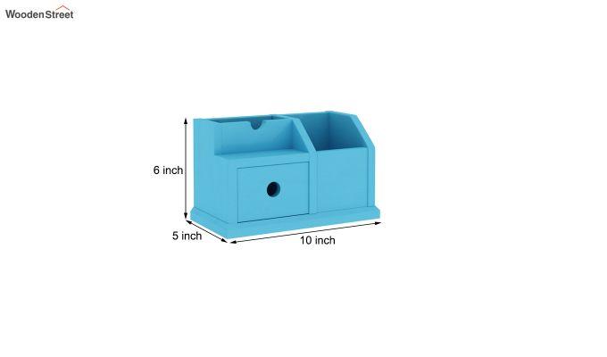 Lee Table Organizer (Blue)-5