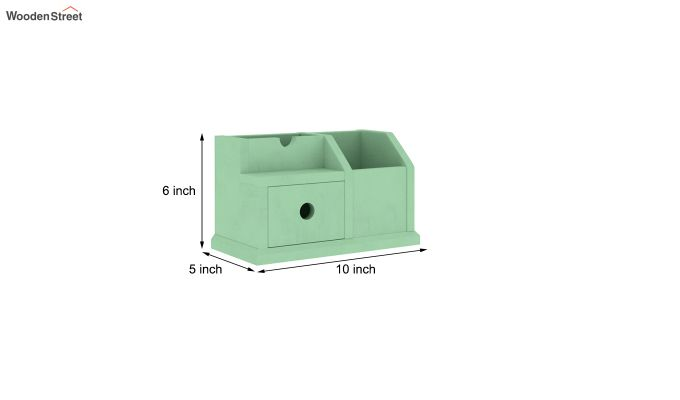 Lee Table Organizer (Green)-5