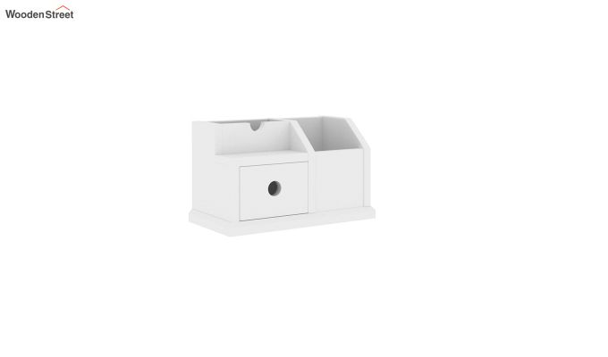 Lee Table Organizer (White)-2