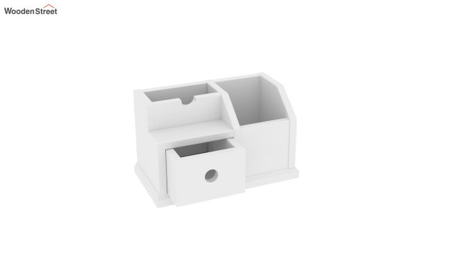 Lee Table Organizer (White)-3