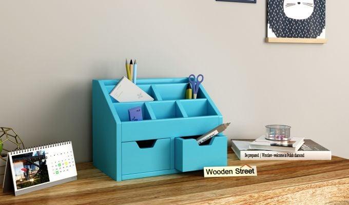 Colt Table Organiser (Blue)-1