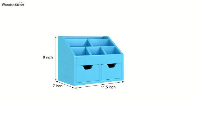 Colt Table Organiser (Blue)-5