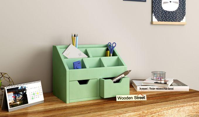 Colt Table Organiser (Green)-1