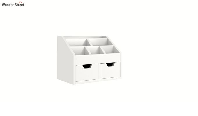Colt Table Organiser (White)-2