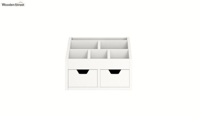 Colt Table Organiser (White)-3