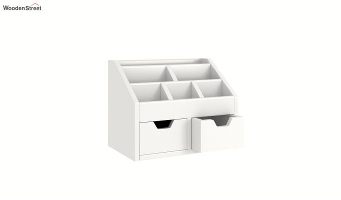 Colt Table Organiser (White)-4