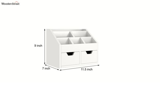 Colt Table Organiser (White)-5