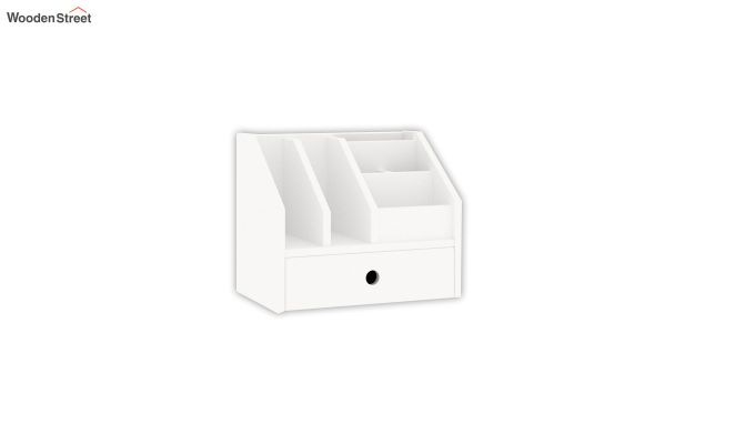 Tokay Table Organizer (White)-2