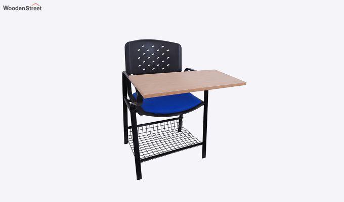 Powder Coated Heavy Frame Training Chair (Blue)-1