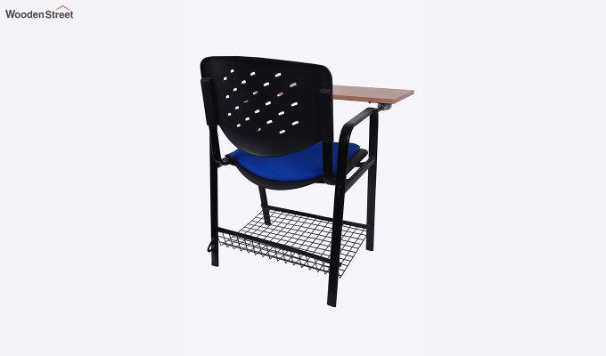 Powder Coated Heavy Frame Training Chair (Blue)-2