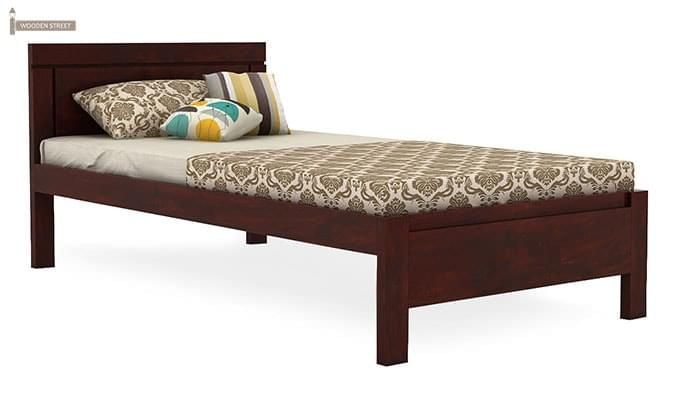 Cristiano Trundle Bed (Mahogany Finish)-6