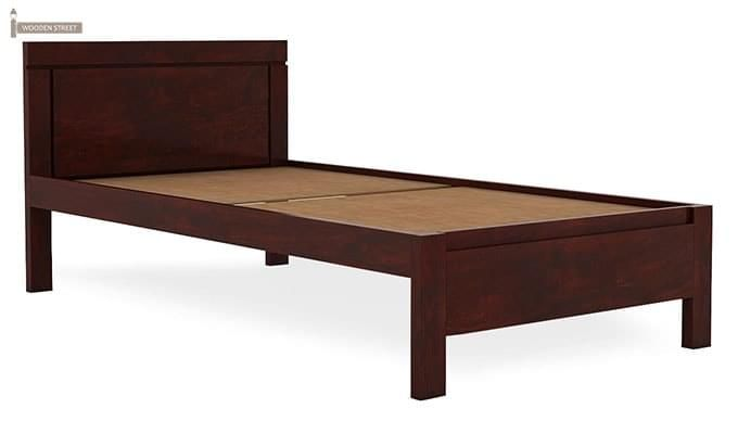 Cristiano Trundle Bed (Mahogany Finish)-7
