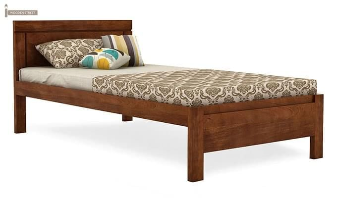 Cristiano Trundle Bed (Teak Finish)-6