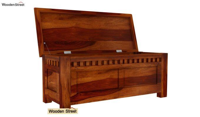Adolph Trunk Box  (Honey Finish)-4