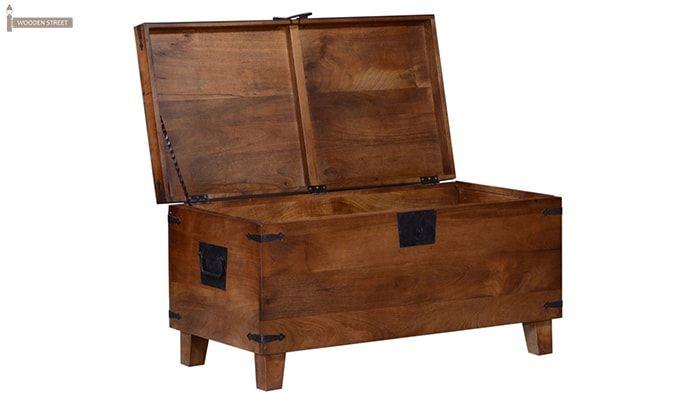Darbus Trunk Box (Teak Finish)-5