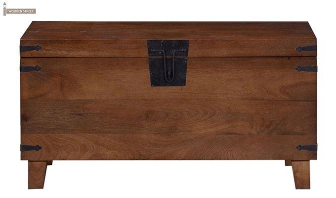 Darbus Trunk Box (Teak Finish)-2