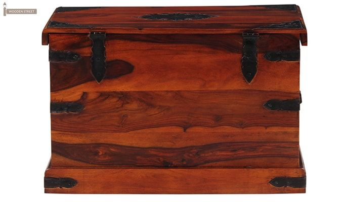Dyce Trunk Box (Honey Finish)-8