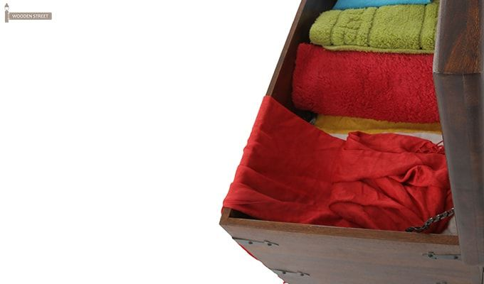 Martius Blanket Box (Honey Finish)-2