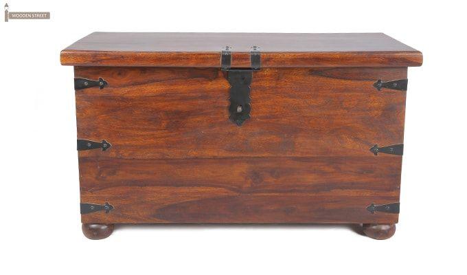 Martius Blanket Box (Honey Finish)-3