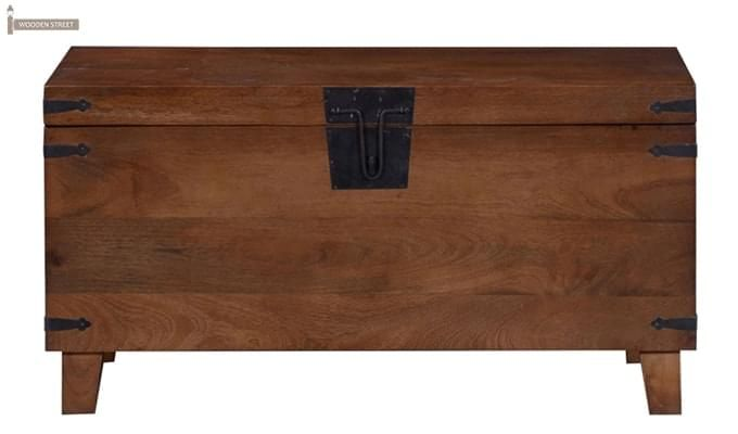 Darbus Trunk Box (Teak Finish)-3