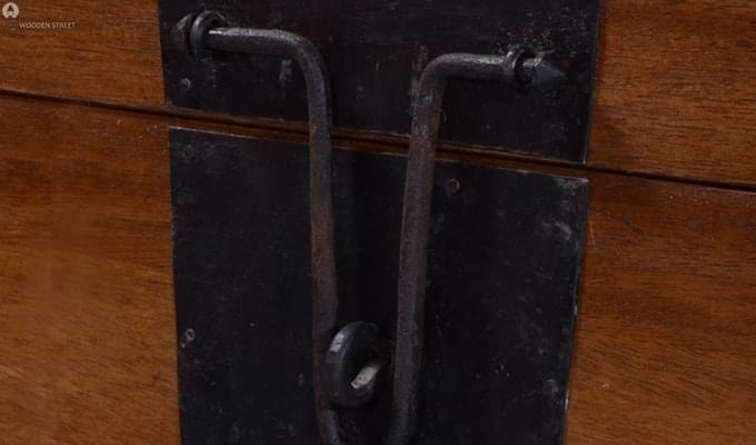 Darbus Trunk Box (Teak Finish)-8