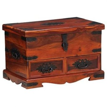 cheap wooden trunk online India
