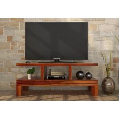 Cornish Tv Unit (Honey Finish)