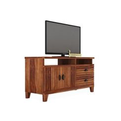 Felner Tv Unit (Teak Finish)