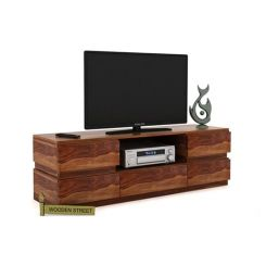 Florian Tv Unit (Teak Finish)