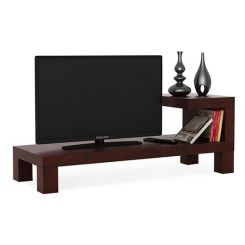 Marlon Tv Unit (Mahogany Finish)