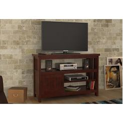 Willis Tv Unit (Mahogany Finish)