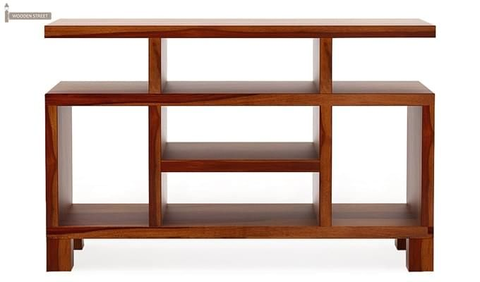 Alfre Tv Unit (Honey Finish)-4