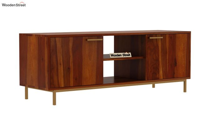 Alto Tv Unit (Honey Finish)-3
