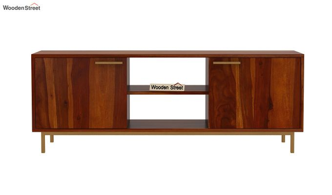 Alto Tv Unit (Honey Finish)-4