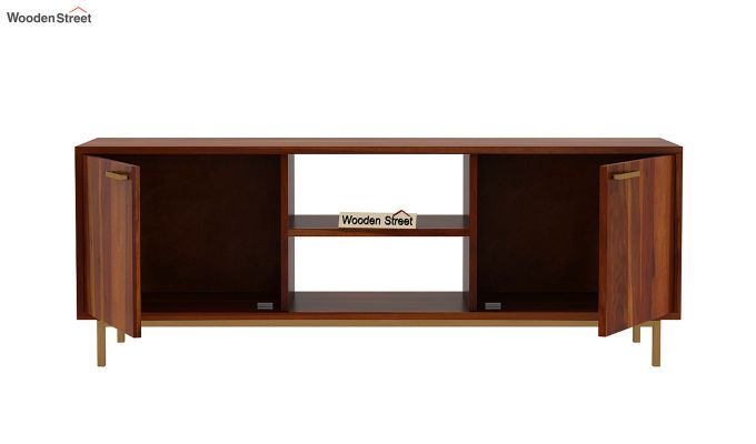 Alto Tv Unit (Honey Finish)-6