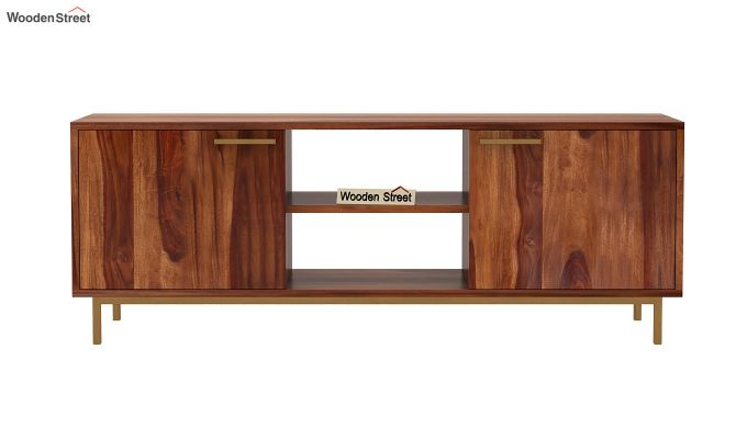 Alto Tv Unit (Teak Finish)-3