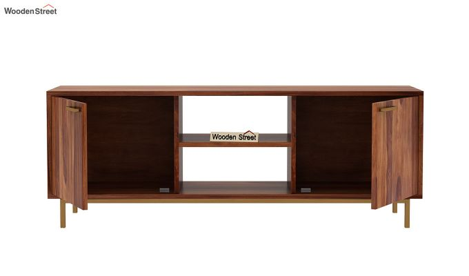 Alto Tv Unit (Teak Finish)-6