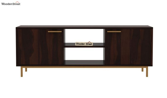 Alto Tv Unit (Walnut Finish)-4