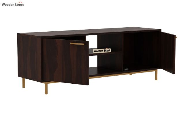 Alto Tv Unit (Walnut Finish)-5