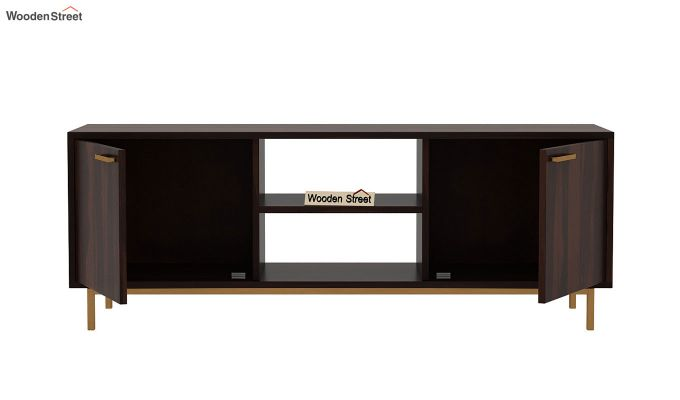 Alto Tv Unit (Walnut Finish)-6