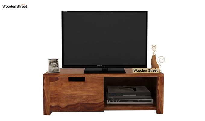 Bacon Tv Unit (Teak Finish)-3