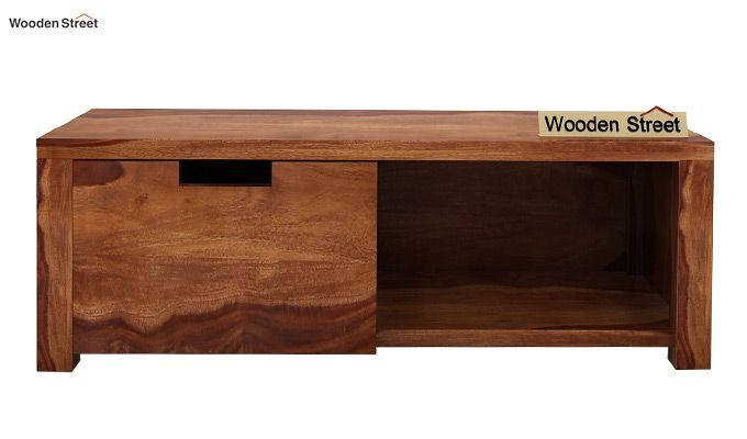 Bacon Tv Unit (Teak Finish)-4
