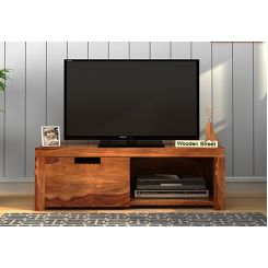 Bacon Tv Unit (Teak Finish)